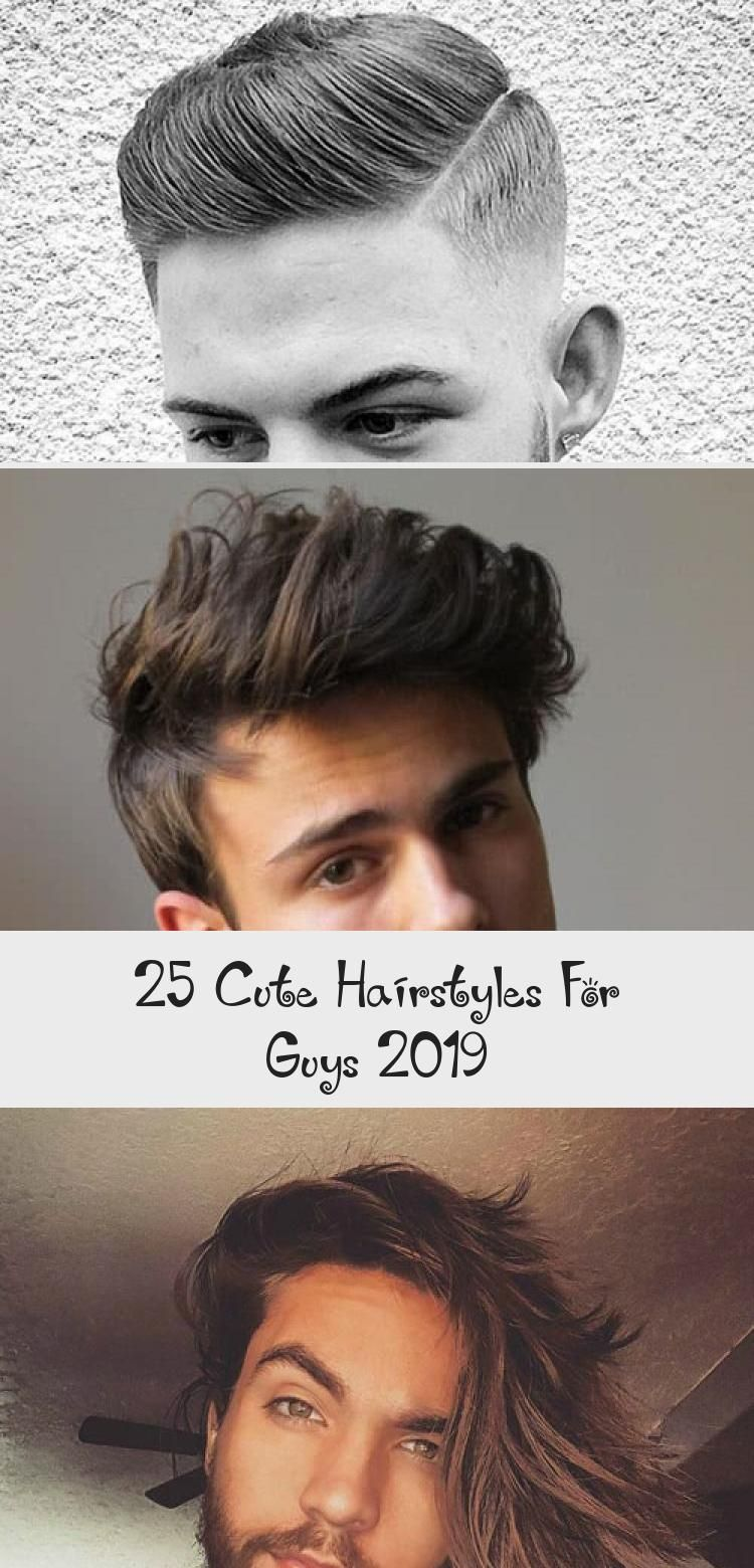 25 cute hairstyles for guys 2019 haircuts for teenagers
