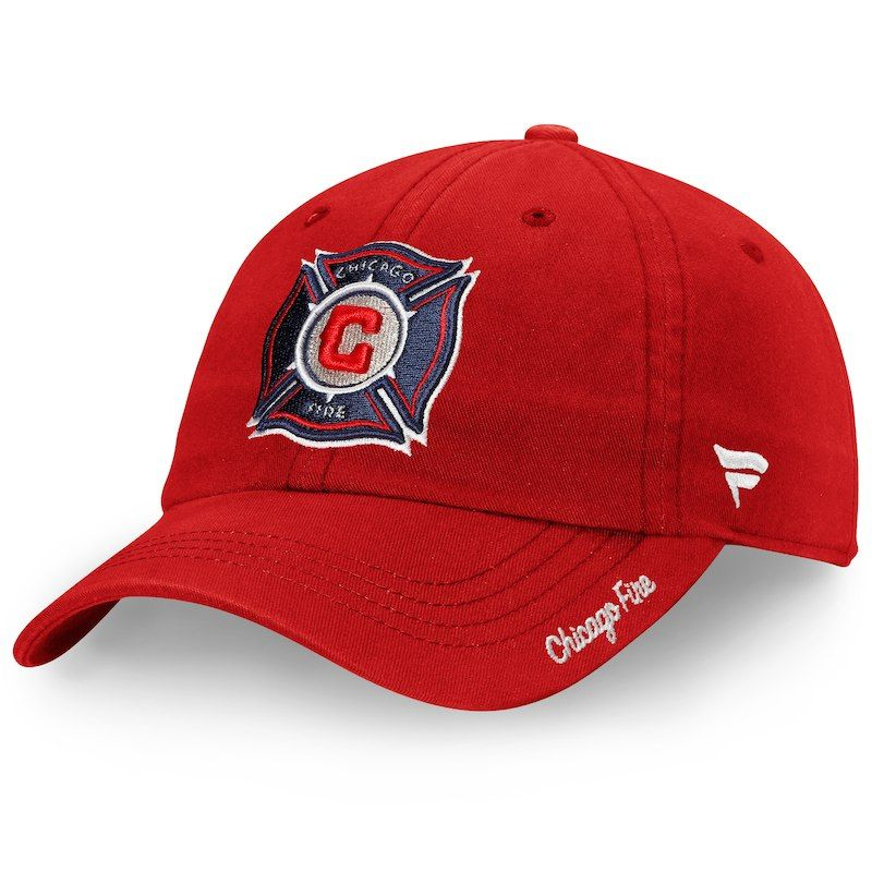 new arrival ad3ec 0bb25 Youth Chicago Fire adidas Red Team Slouch Adjustable Hat,  15.99   Chicago  Fire Caps   Hats   Hats, Chicago Fire e Baseball hats
