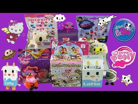 Halloween Shopkins Frozen Lps Mlp Lego Disney Blind Bag