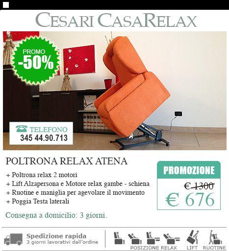 Poltrone Relax Pistoia.Quarrata Cesari Casa Relax Relax