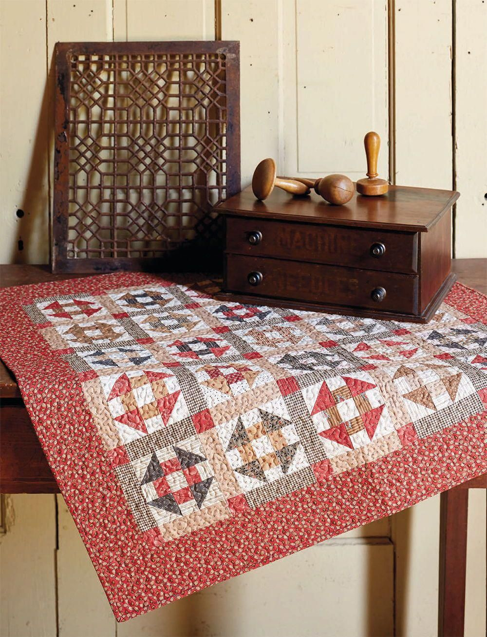 Pin by Joulene Botha on Oh how I love quilting Churn