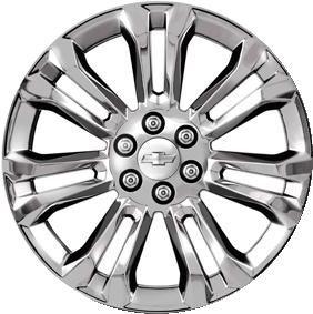 aly5666 escalade silverado suburban tahoe sierra yukon rim 2015 LTZ Black aly5666 cadillac chevy gmc wheel chrome 19301159 2015 chevy silverado accessories 2016
