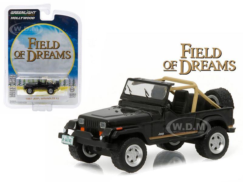 1988 Jeep Wrangler 1 18 Diecast 1987 Jeep Wrangler Yj Field Of