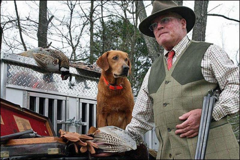 Dog Trainer Extraordinaire Robert Milner Wants To Ask Sportsmen A