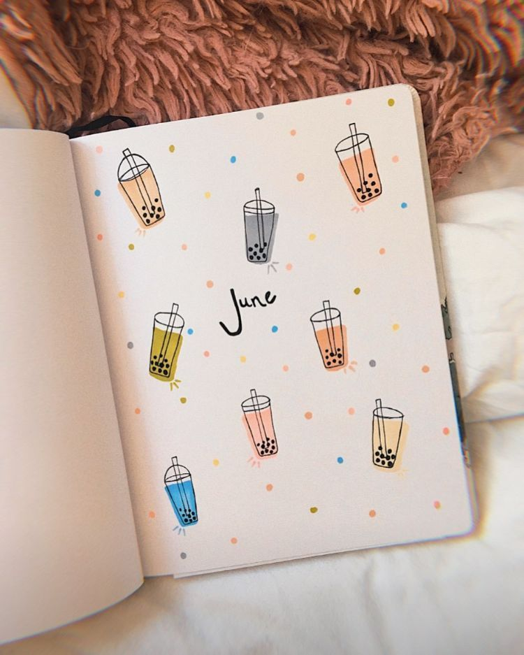 Photo of 28 Best Bullet Journal Spreads for June – Beautiful Dawn Designs