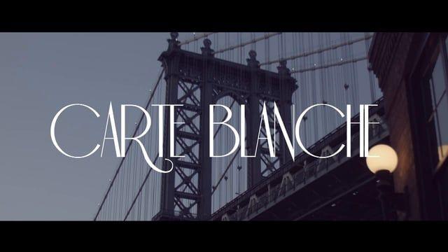 Carte Blanche C'est Juste un Tango