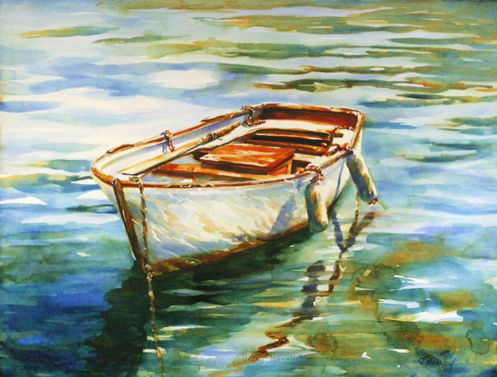 Aquarelle Bateaux Boats Watercolor Paintings Gallery Sailboat
