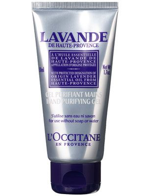L Occitane Lavande Hand Purifying Gel Review Lavender Scent