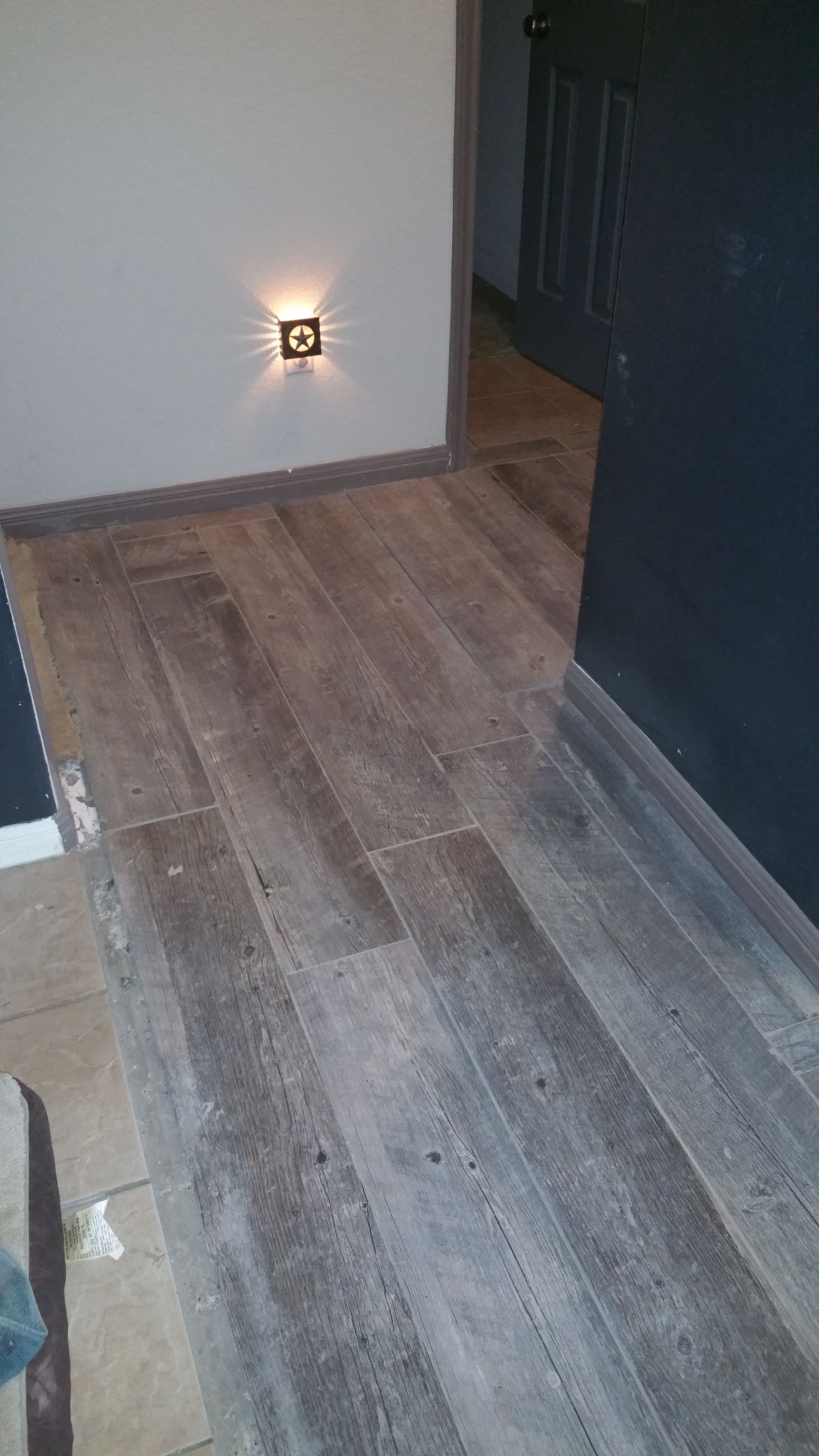 New Floors Made By Natural Timber Ash Purchased From Lowes Home