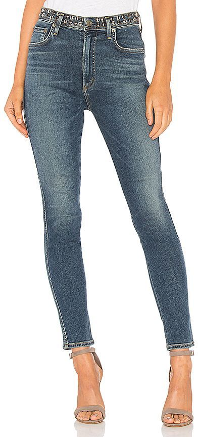 Roxanne Skinny. - size 24 (also in 25,26,27,28,29,30) A Gold E