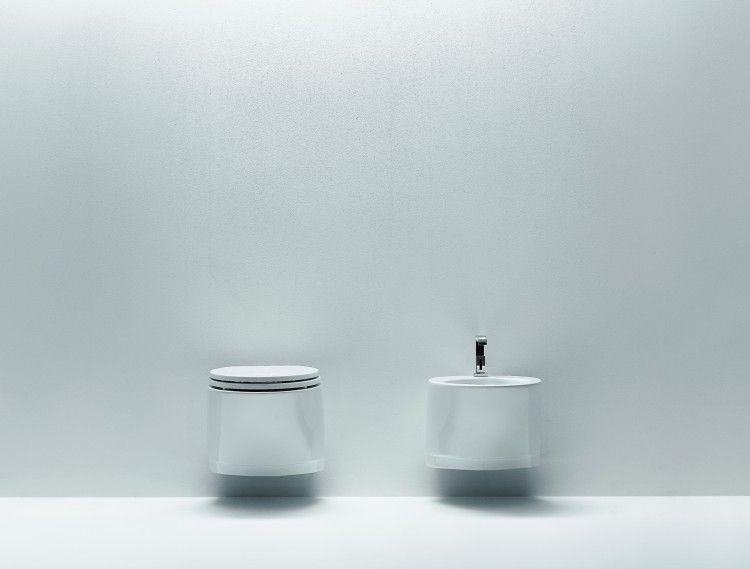 Slim Monolite Minimal Bathroom Design Architecture