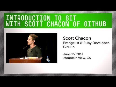 Una de las mejores introducciones a git disponibles en la web.