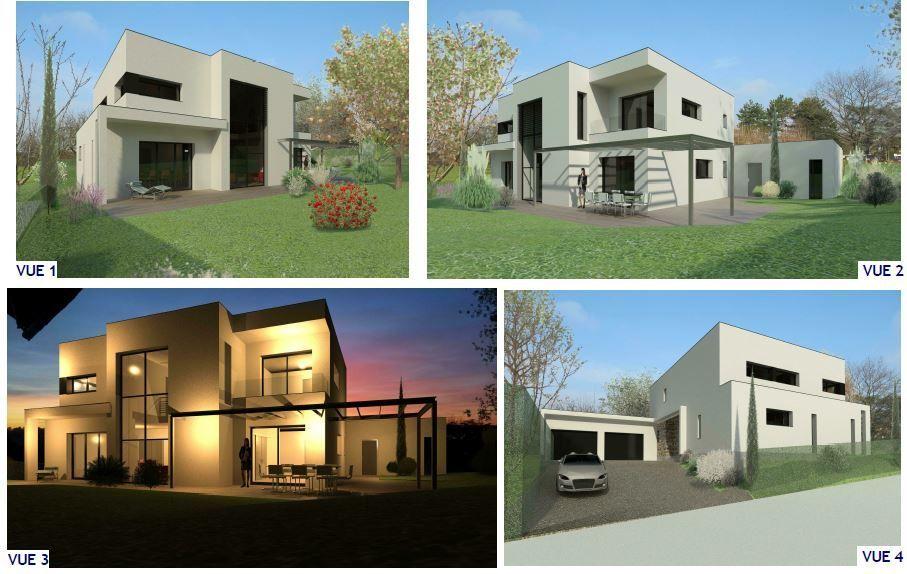 Voici les plans 3D de la maison On a été bluffé par le rendu! Vive - logiciel de plan de maison
