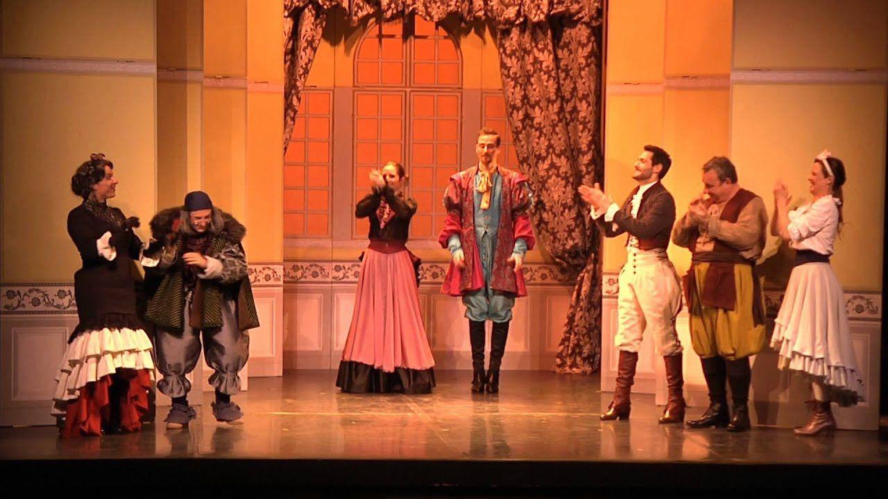 Le Mariage De Figaro Résumé Par Scène