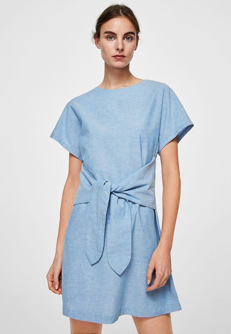 ea5ae40615ede47 Платье Mango - ANGELES-H купить за 1 399 грн MA002EWAQUZ6 в интернет-магазине  Lamoda.ua