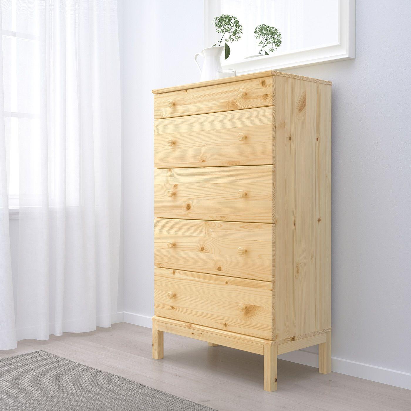Tarva 5 Drawer Chest Pine 29 7 8x50 Ikea 5 Drawer Chest Creative Furniture Remodel Bedroom [ 1400 x 1400 Pixel ]