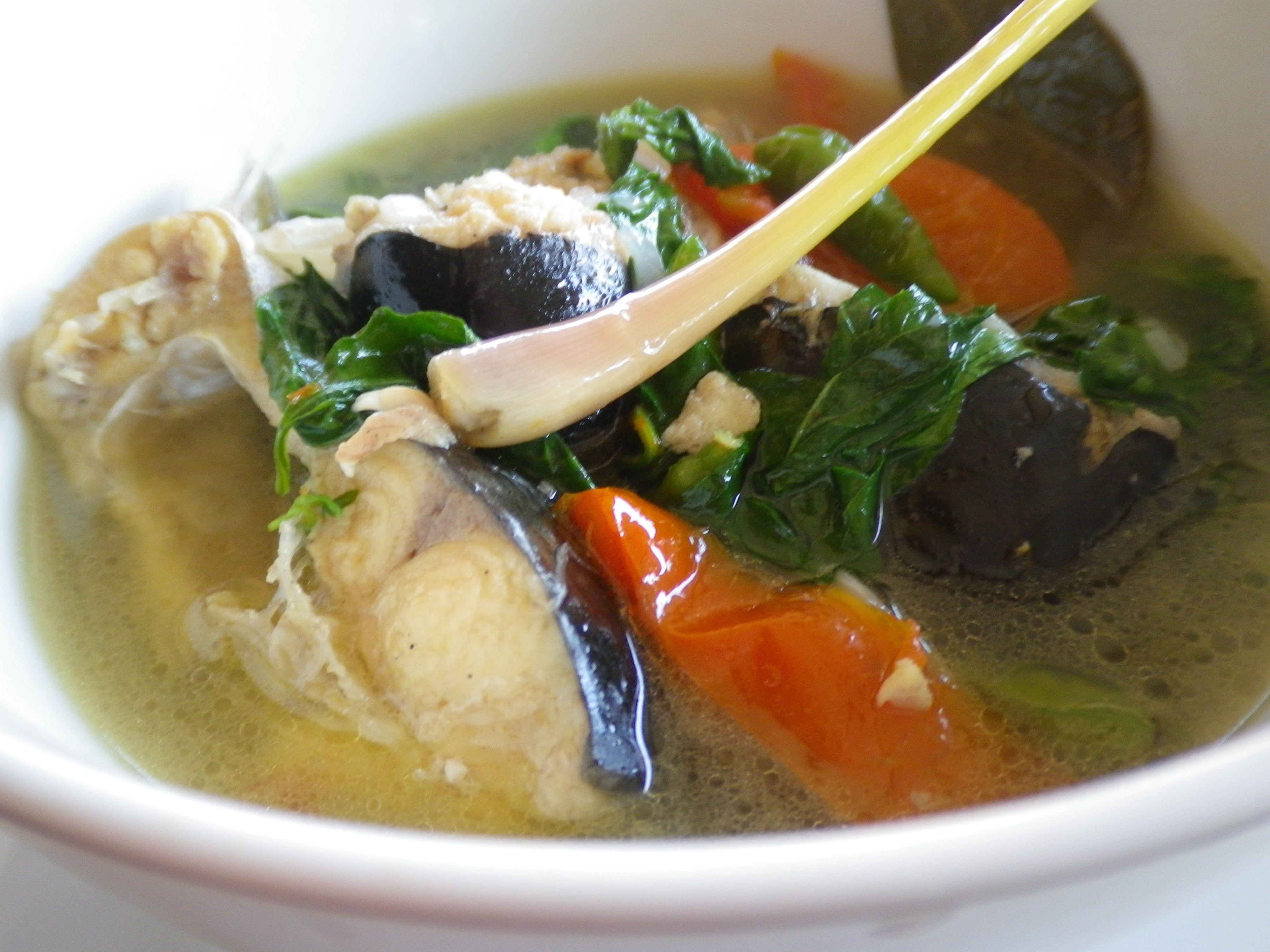 Patinsons Soup Sup Ikan Patin Sharkcatfish Patin Onion Garlic Ginger Lemongrass Tomato Indoba Resep Resep Masakan Asia Resep Masakan Indonesia