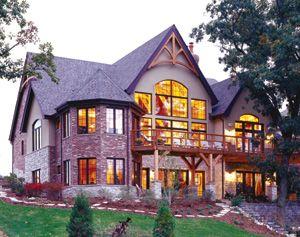 timberframe houses. Beautiful
