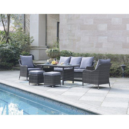 Found it at Joss & Main - Lois 6-Piece Deep Seating Group
