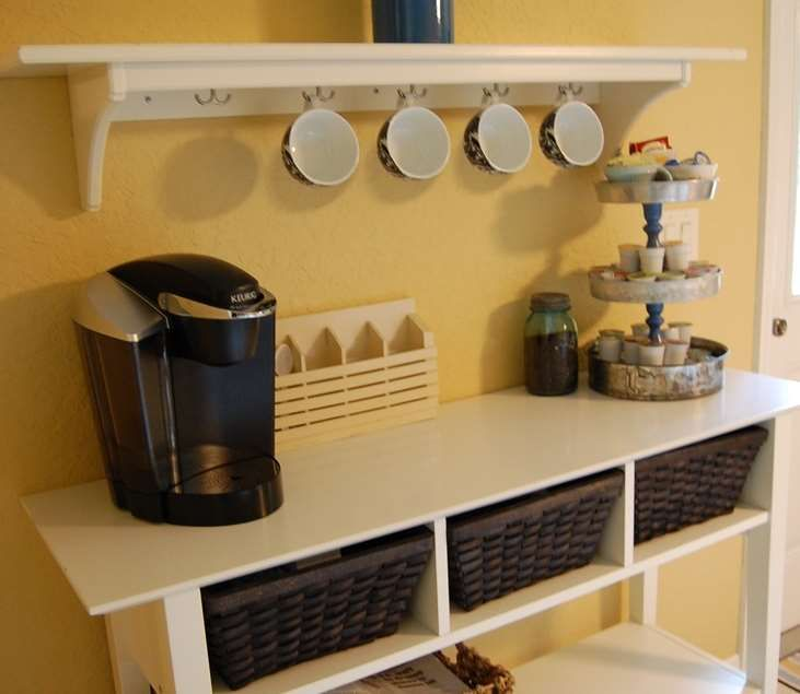 25 Diy Coffee Bar Ideas For Your Home Stunning Pictures Diy Coffee Bar Diy Coffee Bar Table Home Coffee Stations