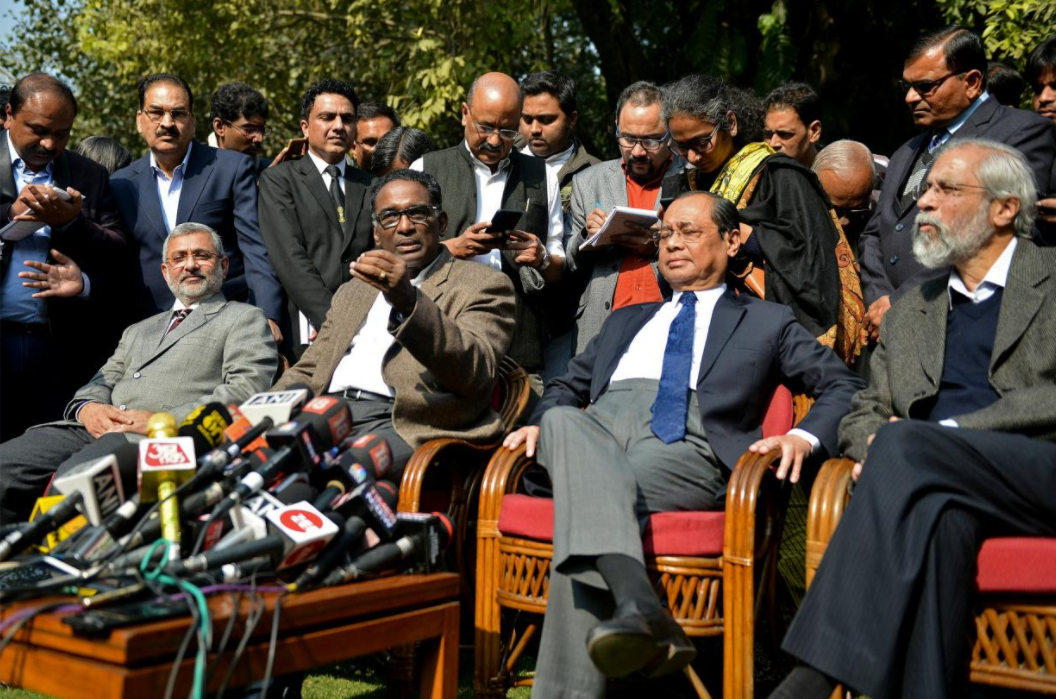 Loya Case the Tipping Point, Four SC Judges Say Democracy