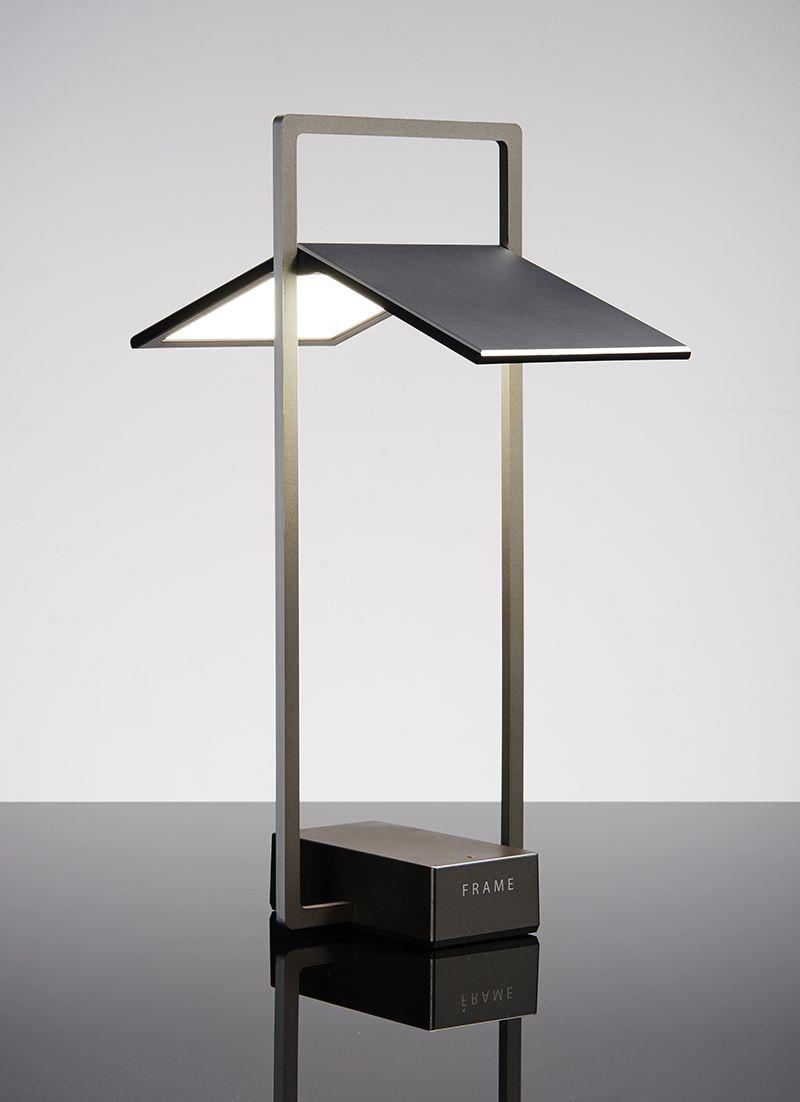Frame Oled Desk Lamp By Lg Display Designer Stehleuchten Lampendesign Lampenlicht