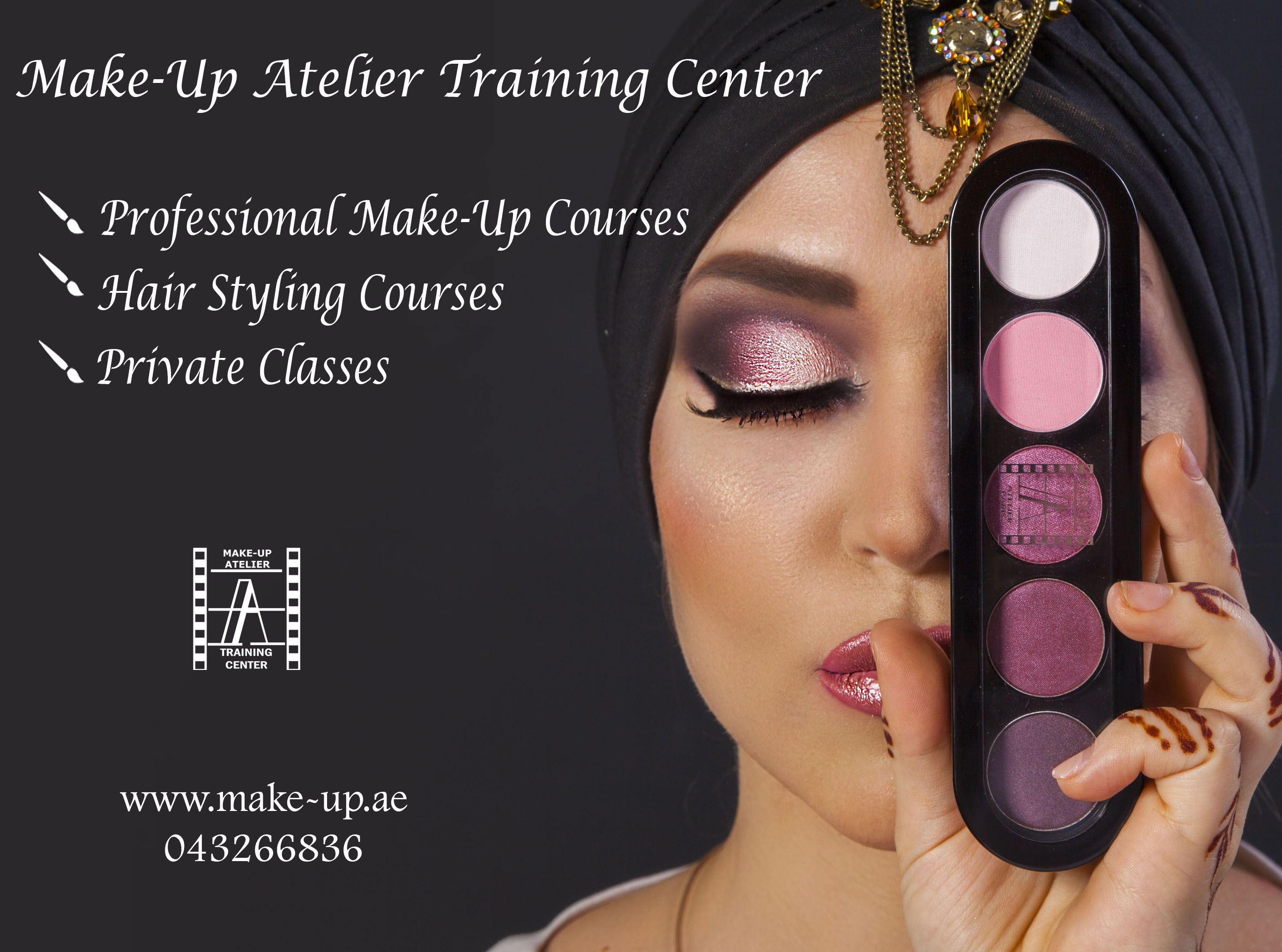 Make Up Atelier Training Center Makeup Courses And Hair Styling Courses Offered At Make Up Atelier Training Makeup Course Course Hair Special Effects Makeup