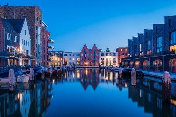 Eerst goed licht, de rest komt later - Architectuur.nl Oranje Nassaukades in IJsselstein, ontwerp WAS architecten.