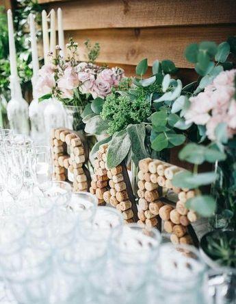 Decoración de la boda: 25 detalles y consejos geniales – caja de boda