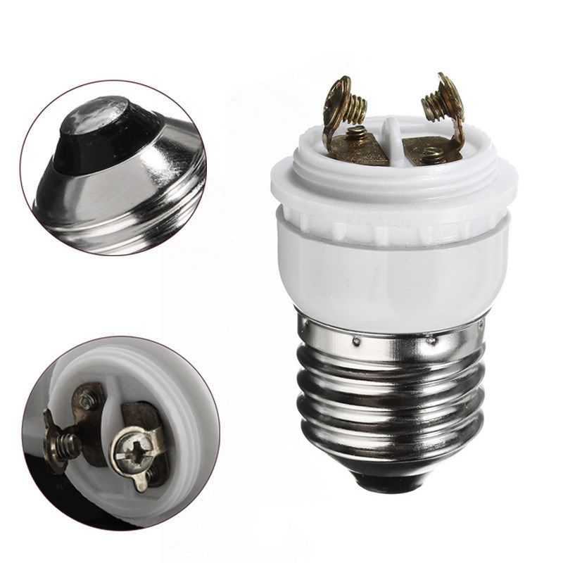 E27 Screw Light Lamp Holder Convert To Ac Power Source Wire Connector Extension Lamp Holder Lamp Light Light Accessories