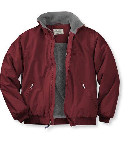 Mens Warm Up Jacket Fleece Lined Outerwear Jackets