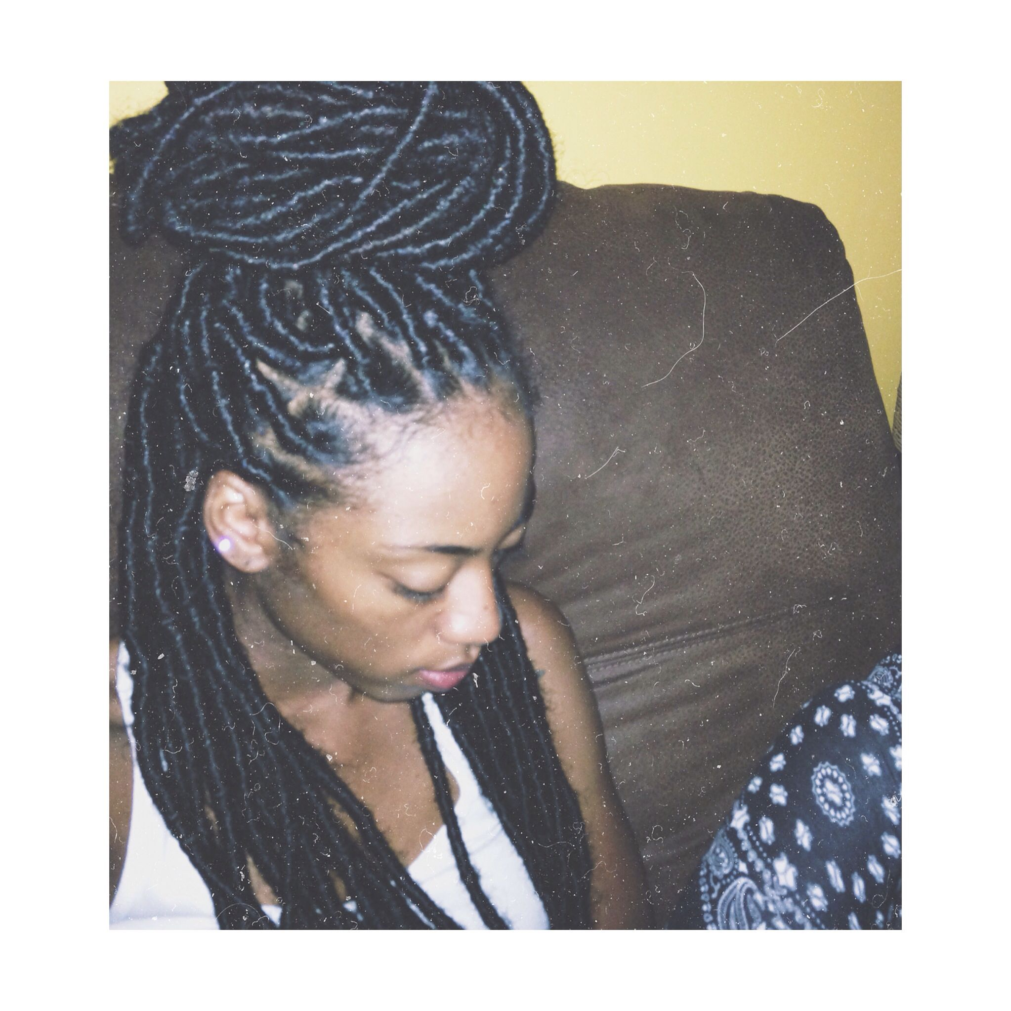 My faux locs hair pinterest faux locs locs and protective styles