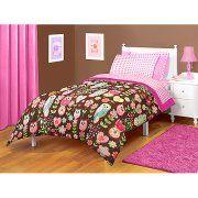 American Kids Owl Twin/Full Microfiber Bedding Comforter Image 1 of 1