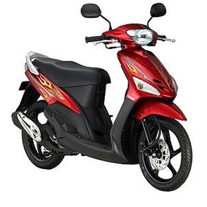 Yamaha Mio Sporty Red  9c72240652