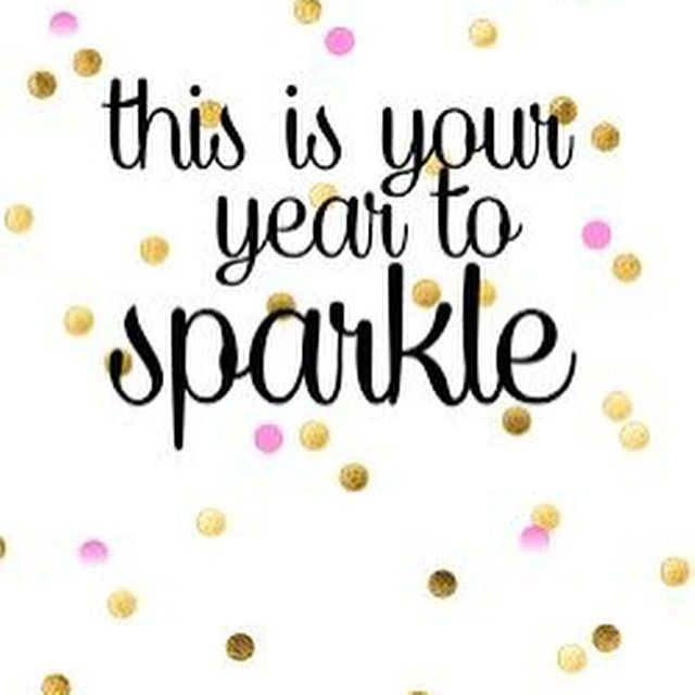 this is your year to sparkle httpdramaticweightdropcom ndelboyers photo