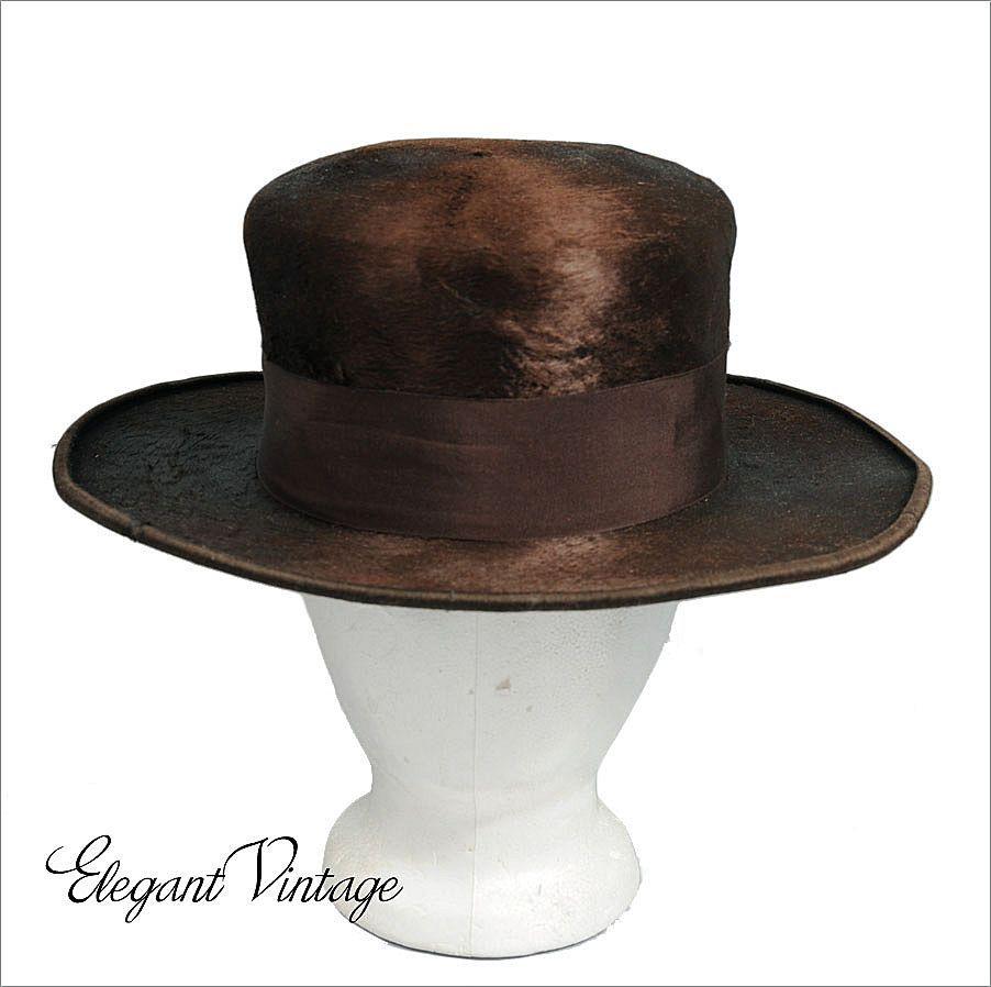 d69e31284d2eb RARE Knox 19th C Men s Hat  Western