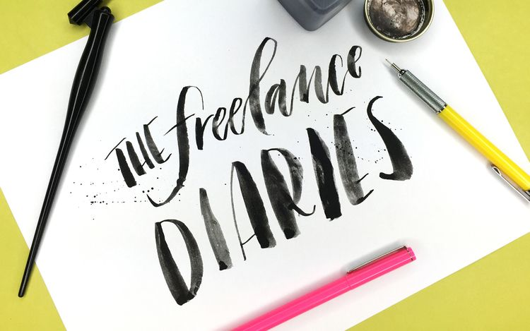 Molly Jacques #thefreelancediaries