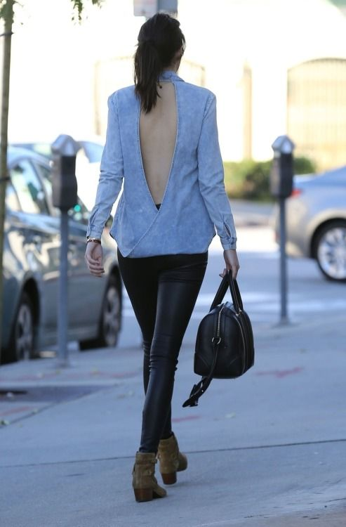 keeping-up-with-the-jenners:  January 4, 2015- kendall out shopping