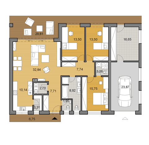 House Plans Choose Your House By Floor Plan Djs Architecture Small House Architecture Small House Floor Plans House Plans