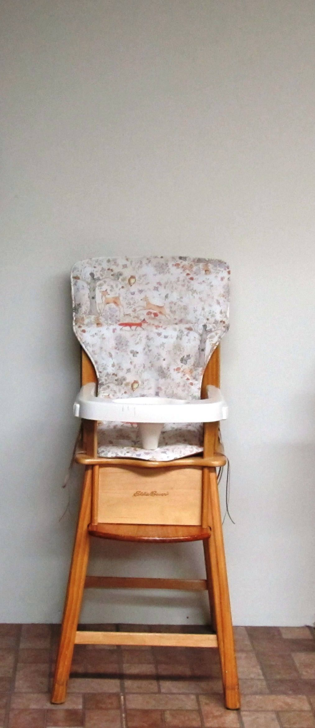 highchair pad eddie bauer baby accessory kids chair replacement pad