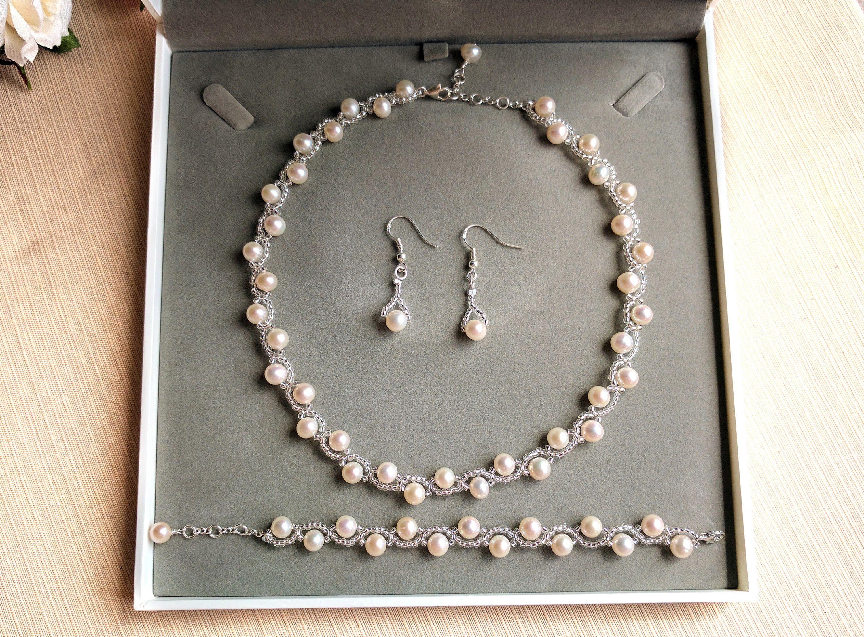 19+ Sterling silver wedding jewelry sets ideas in 2021