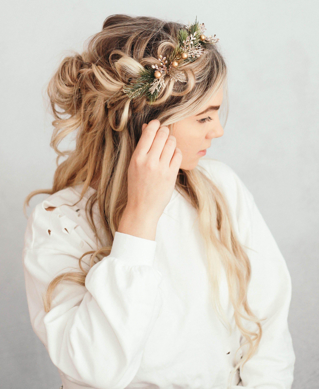KASSINKA  Holiday Hair Tutorial With John Frieda  Hair  Pinterest
