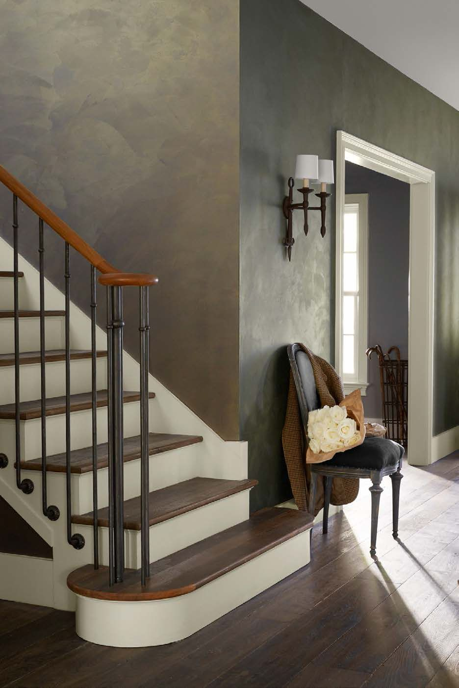 Capture The Layered Beauty Of Timeworn Surfaces With Polished Patina Specialty Finish From Ralph