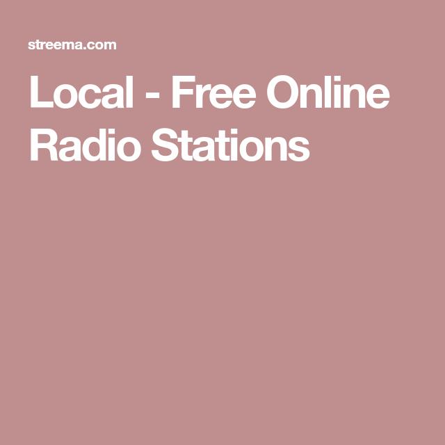 free online radio stations listen to live internet
