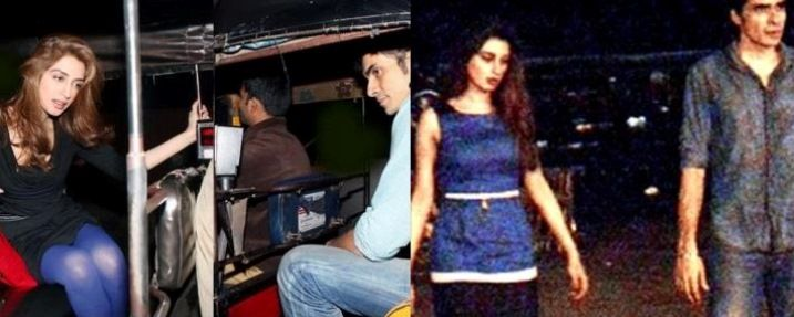 Pix Why Iman Ali Split With Imtiaz And What Hened At Ranbir Kapoor S House