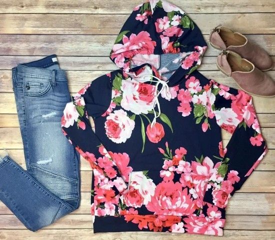 We're Feeling Pretty Fabulous In This Floral! Can't Wait