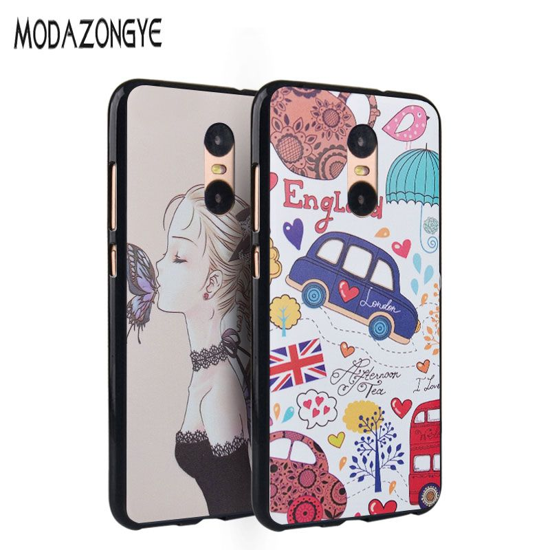 For Xiaomi RedmiPro Case 5.5 inch 3D Cartoon TPU Back Cover Phone Case For Xiaomi Redmi Pro Prime Helio X20 X25 Case Silicone