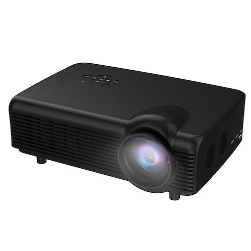 Top 10 Best Projectors Under 200 In 2020 Reviews Cheap Projectors Best Cheap Projector Projector