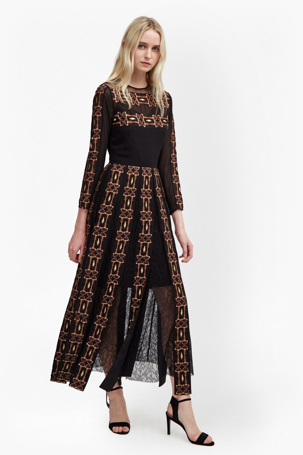 Wedding day guest dresses  What to wear to a winter wedding  Winter wedding guests Winter