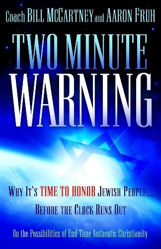 Two Minute Warning: Why Its Time to Honor Jewish People Before the Clock Runs Out by Bill McCartney, http://www.amazon.com/dp/1935265008/ref=cm_sw_r_pi_dp_3zhJpb1B3RZF1